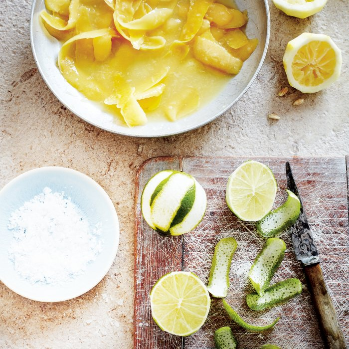 Cheat's Preserved Lemons