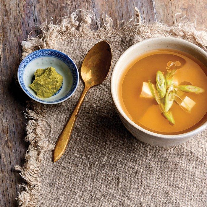 Pureed Corn Soup