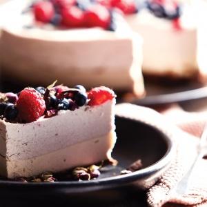 Layered Dairy-Free Celebration Cake