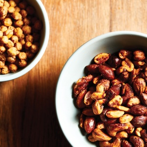 Sweet & Spicy Nuts