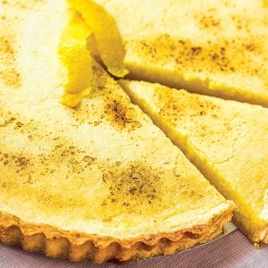 Jamie Ford's Lemon Tart