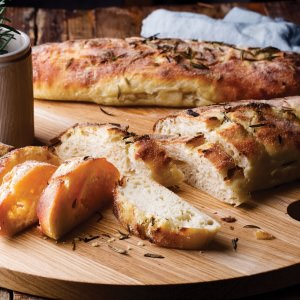 Potato & Rosemary Focaccia