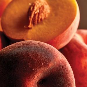 Peach & Rosemary Jam