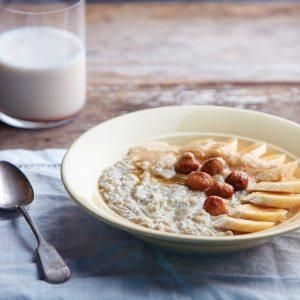 Coconut, Chia & Oat Protein Porridge