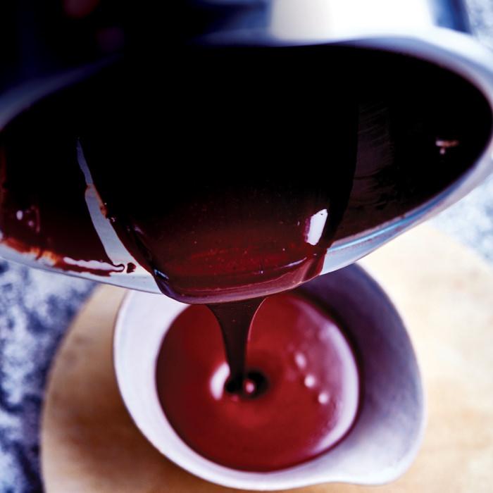 Dairy-Free Chocolate Ganache