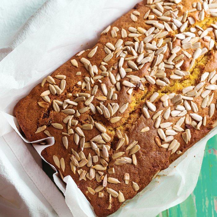 Pumpkin, Cranberry  & Sunflower Seed Loaf