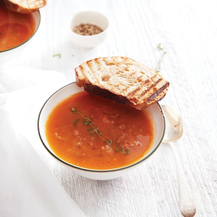 Nourishing Lentil Soup