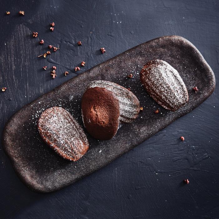 Chocolate-Sichuan Madeleines