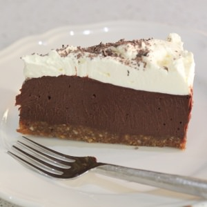 Chocolate Silk Tart