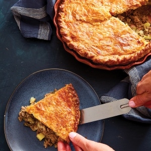 A meat pie to end all meat pies
