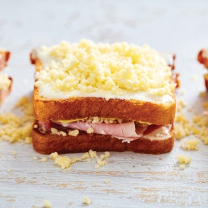 The perfect croque-monsieur (madame)