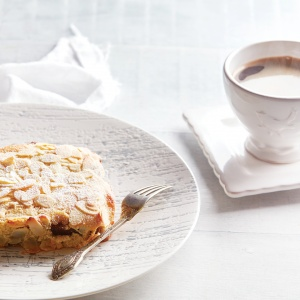 Apple-Cinnamon French Toast