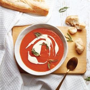 Tomato &  Tarragon Velouté